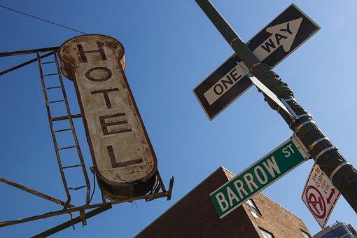 New-york City, Ny, Street, Manhattan, Urban