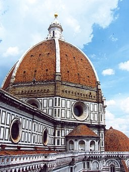 Florence, Italy, Travel, Duomo, Architecture, City