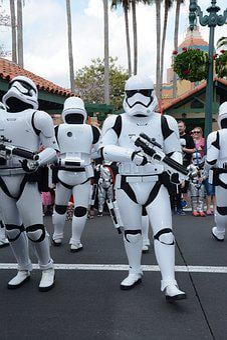 Star Wars, Stormtrooper, Armed