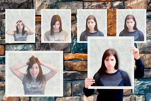 Gestures, Collage, Non-verbal Language, Body Language