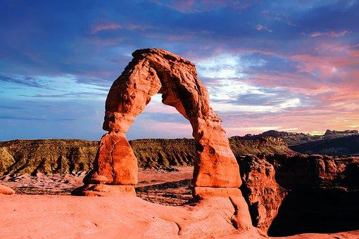 Grand Canyon, America, Desert, Landscape, Arizona