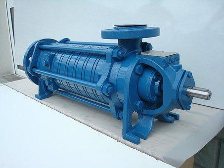 Pump, Gas, Propane, Butane, Woodpecker, Sihi, Air