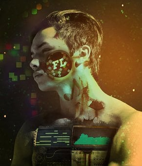 Fl Studio Man, Photoshop Manipulation, Man, Guy, Boy