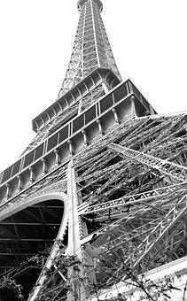 Eiffel Tower, Paris, France, Architecture