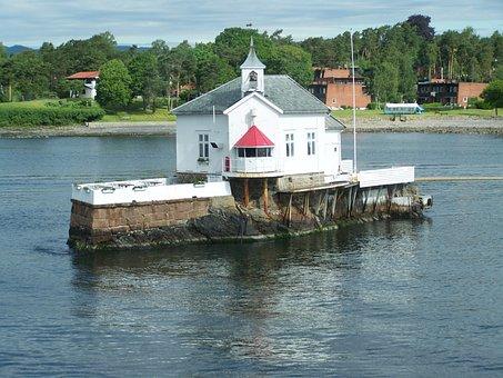 Oslo, Port, Restaurant Dyna Fyr