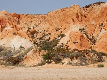 Algarve, Albufeira, Sand Coast