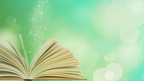 Book, Star, Open Book, Magic, Read, Literature, Sparkle