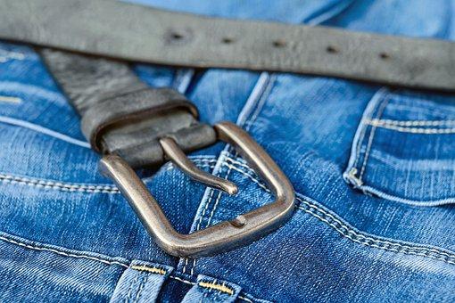 Belts, Belt Buckle, Buckle, Metal, Belt, Leather