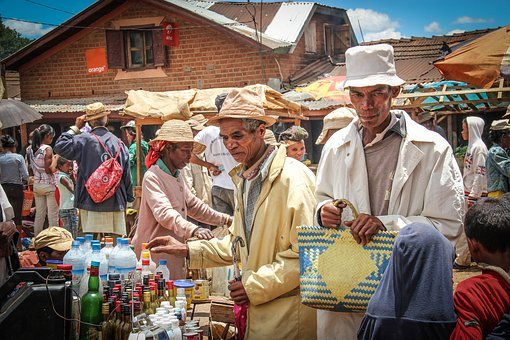 Madagascar, Country, Countryside, Poverty, Poor People