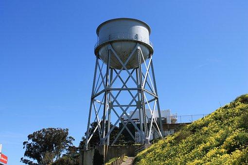 Alcatraz, Sf, Landmark, Island, Travel, Prison, San