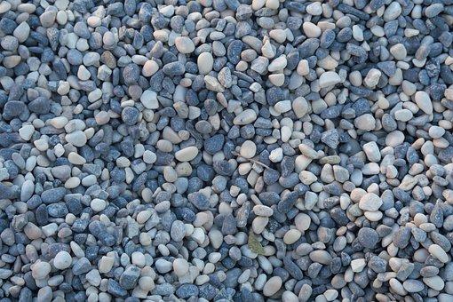 Stones, Pebbles, Sea, Nature