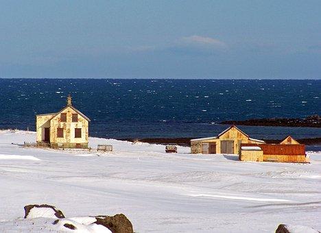 Iceland, Snow, Nature, Snow Landscape, Winter