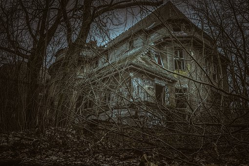 Lost Place, Homes, Leave, Uninhabited, Gloomy, Broken