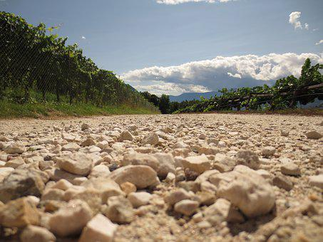 Stones, Summer, Nature, Holiday, Dry, Trail, Away