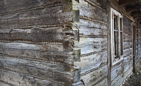 House, Old, Wood, Beams, Boards, Old Age, Cottage
