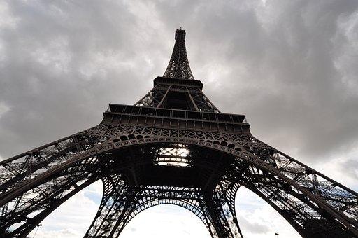 Paris, Eiffel Tower, Architecture