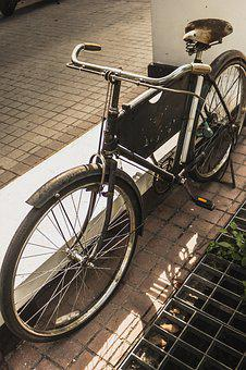 Bicycle, Vintage, Classic