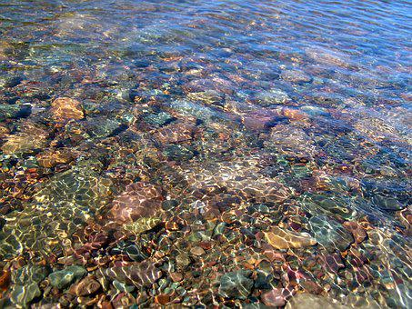 Water, Clear Water, Lake, Nature, Cold, Lake Teletskoye