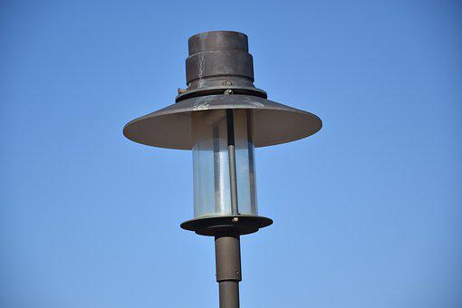 Street Lamp, Lamp, Lantern, Light, Sky