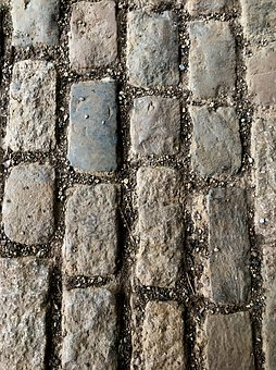 Cobble, Stone, Texture, Surface, Material, Rough