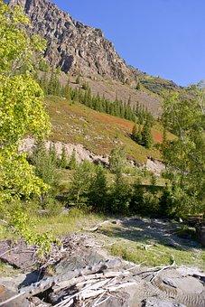 Mountains, Altai, Landscape, Mountain Altai, Nature