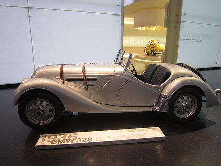 Oldtimer, Auto, Museum