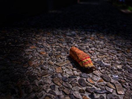 Smoking, Street, Filter, Rock, A Faint Light, Path