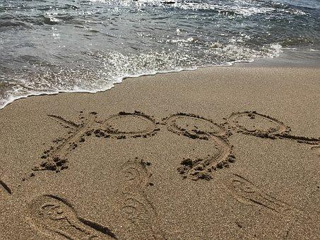 Breathing, Sea, Energy, Beach, Peace, Nature, Life