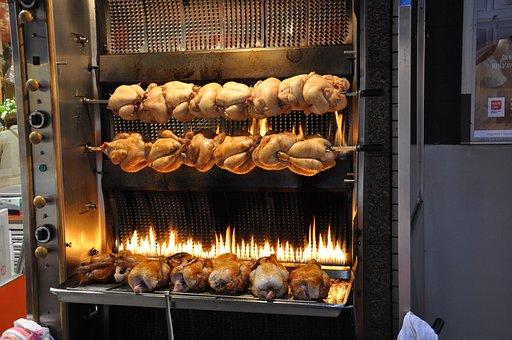 Paris, Street Food, Culinary