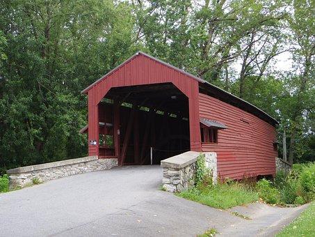 Covered Bridge, Structure, Historic