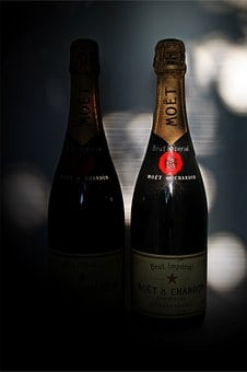 Champagne, Hatching, Old, Stored, Bottle, Alcohol