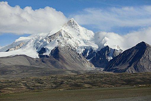 Snow Mountain, Next Door, Desert, Prairie, Alpine