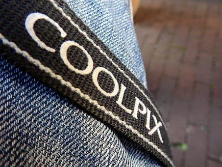 Pants, Jeans, Photo, Photo Belt, Nikon, Coolpix, Deco