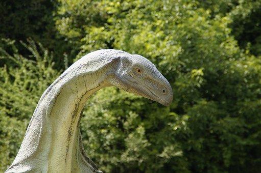 Dino, Dinosaur, Prehistoric Times, Giant Lizard
