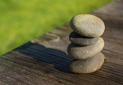 Stones, Pebbles, Nature, Garden, Decoration, Balance