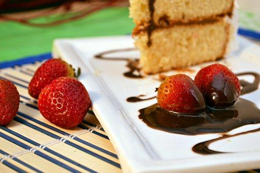 Dessert, Cake, Sweet, Food, Delicious, Chocolate