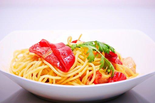 Pasta, Food, Meal