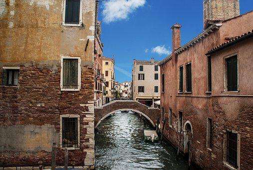 Europe, Italy, Venice, Holiday, Alpine, Water