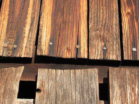Scale, Old Wood, Weathered, Barn, Log Cabin, Boards
