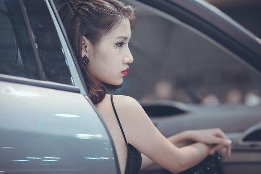 Portrait, Fashion, Model, Woman, People, Beauty, Asian