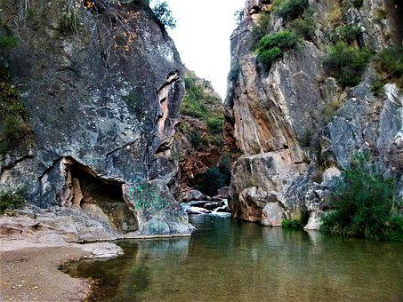 Route, Water, Chelva, Mountains, Valencia, Landscape