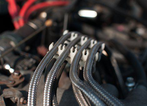 Motor, Car Engine, Lines, Audi, Oldtimer, Quattro