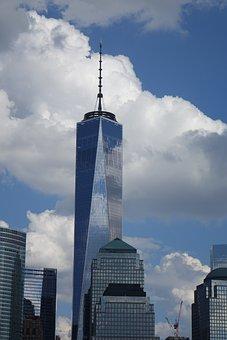 One World Trade Center, Owtc, Skyscraper