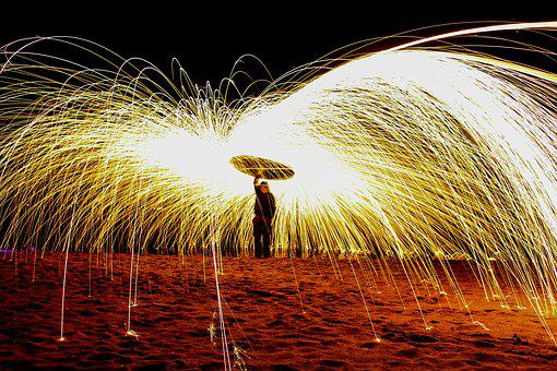 Radio, Light, Mood, Lights, Fireworks, Lights Game