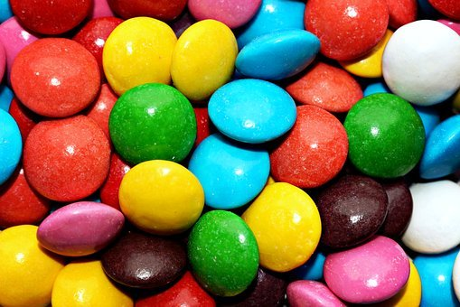 Sweets, Candy, Chocolate, Color, Food