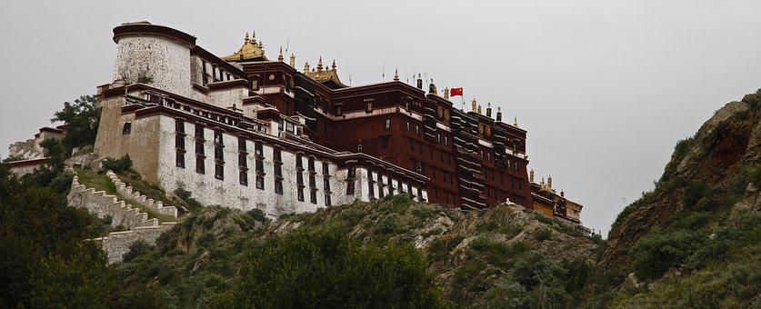 Tibet, The Potala Palace, Profile