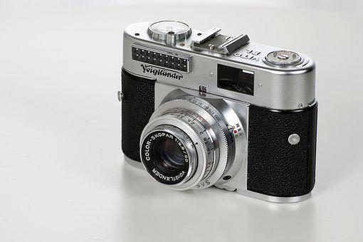 Camera, Film Camera, Analog, Analog Camera, Retro