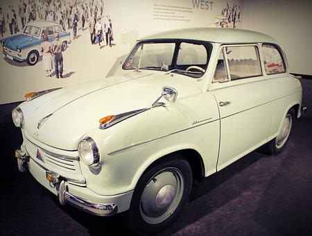 Old Car, Oldtimer, Old, Classic, Automotive