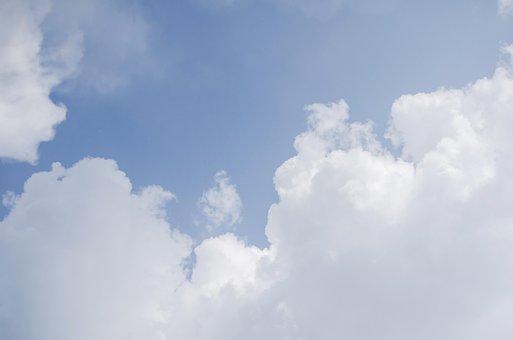 Sky, Clouds, Cloud, Day, Blue, Blue Sky, Background