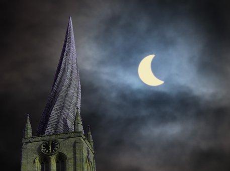 Eclipse, Sun, Chesterfield